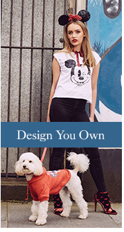 View Design Your Own Dog T-Shirts and Dog Sweatshirts