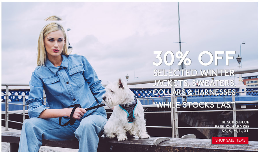 Sale - 30% Off Selected Items