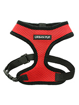 Cherry Red Soft Harness - Our Cherry Red Soft Harness has been designed by Urban Pup to provide the ultimate in comfort and safety. It features a breathable material for maximum air circulation that helps prevent your dog overheating and is held in place by a secure clip in action. The soft padded breathable side covers the...