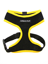 Active Mesh Neon Yellow Harness - Get fit, stay safe, stay seen. Treat your training buddy to an attractive new Active Mesh Harness with a dash of sporty neon to compliment your keep fit gear. But also great for regular walkies.<br /><br />High visibility Active Mesh Neon Harnesses provide the ultimate in comfort and safety, featuri...