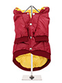 Wine Red Pathfinder Insulated Panel Jacket