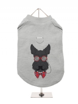 ''Humanimals: Scottish Terrier'' Harness-Lined Dog T-Shirt