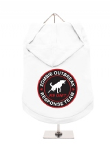 ''K9 Unit Zombie Response Team'' Dog Hoodie / T-Shirt