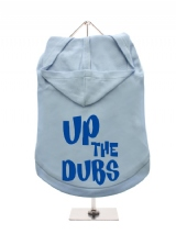 ''Up The Dubs'' Dog Hoodie / T-Shirt