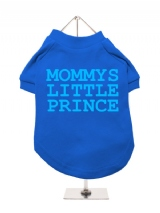 MOMMYS | LITTLE | PRINCE - Dog T-Shirt